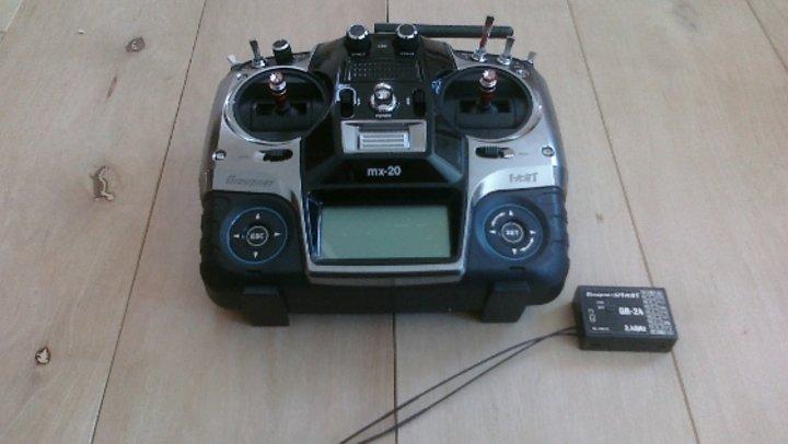Graupner MX-20