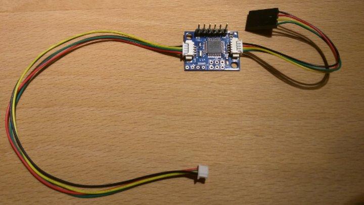 Crius I2C GPS NAV Module