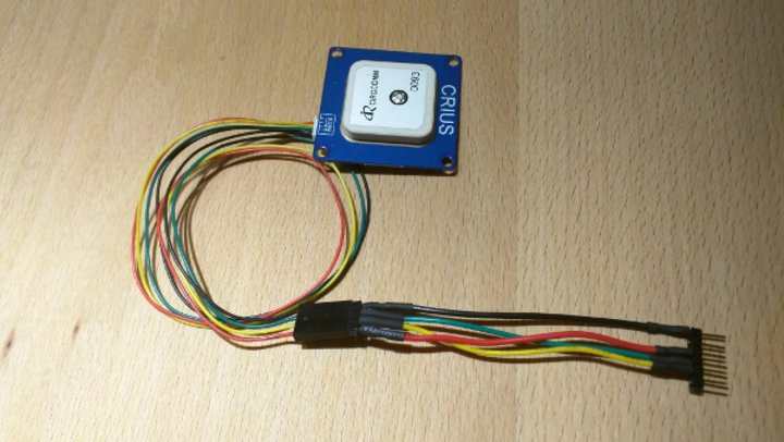 Crius uBlox NEO-6 GPS