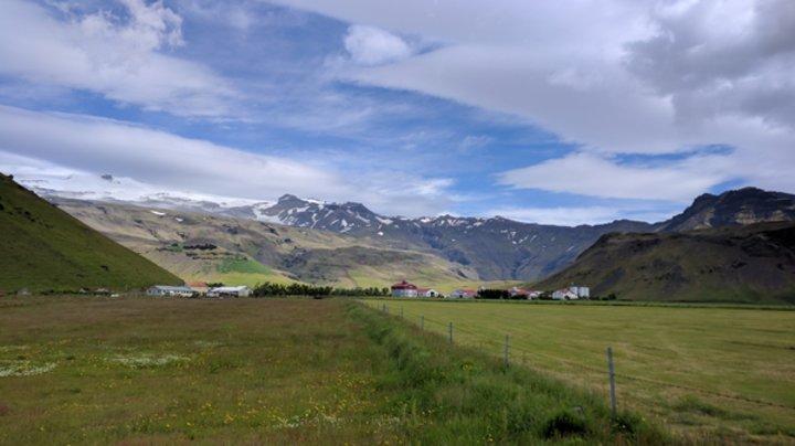 Eyjafjallajökull und Strokkur/Geysir