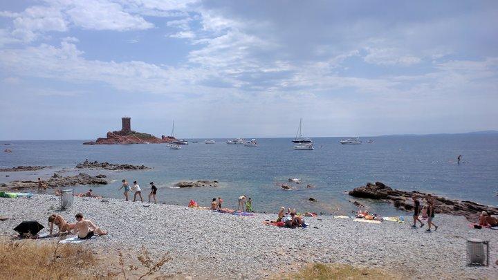 Le Dramon an der Cote d Azur
