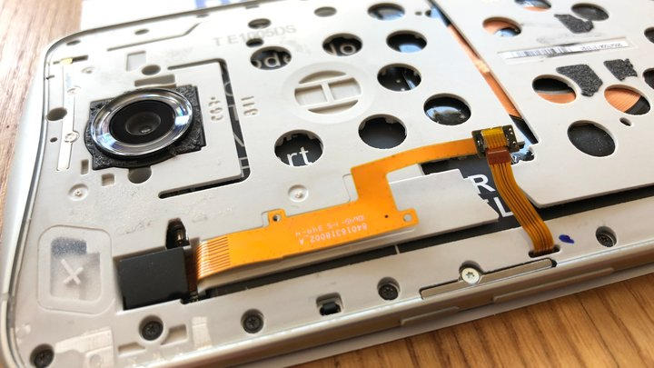 Nexus 6 wiederbelebt