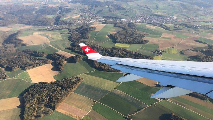 Kurz vor Zürich