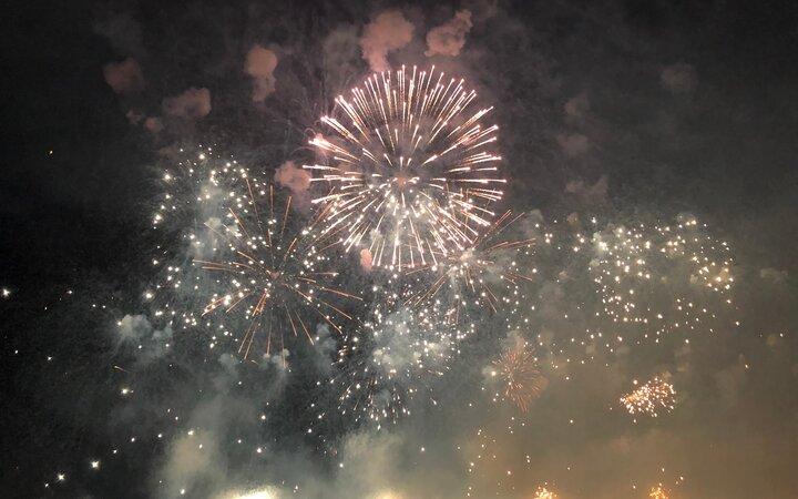 Fireworks do Brasil