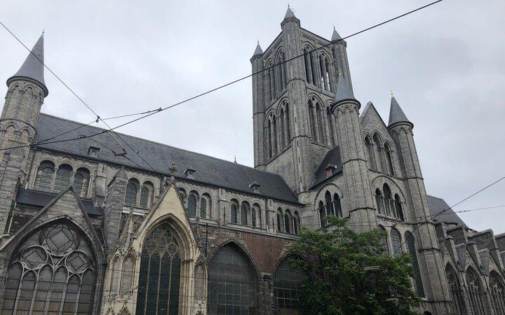 Musikfestival in Gent