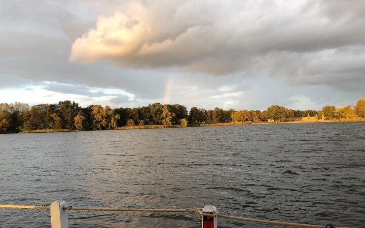 Ravensbrück Regenbogen