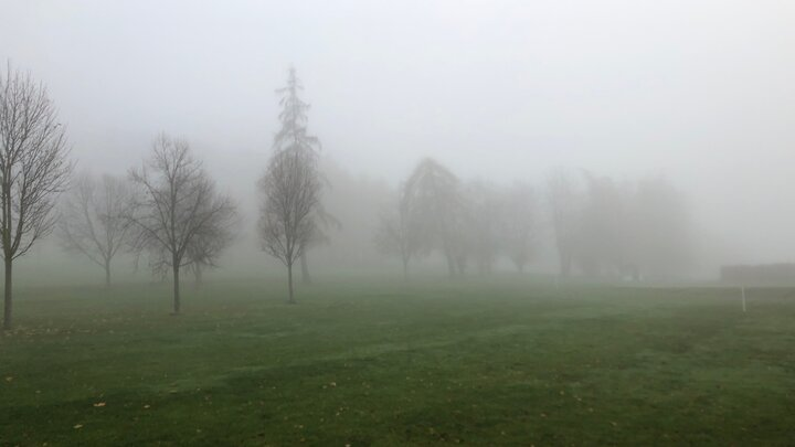 Golfplatz des Grauens