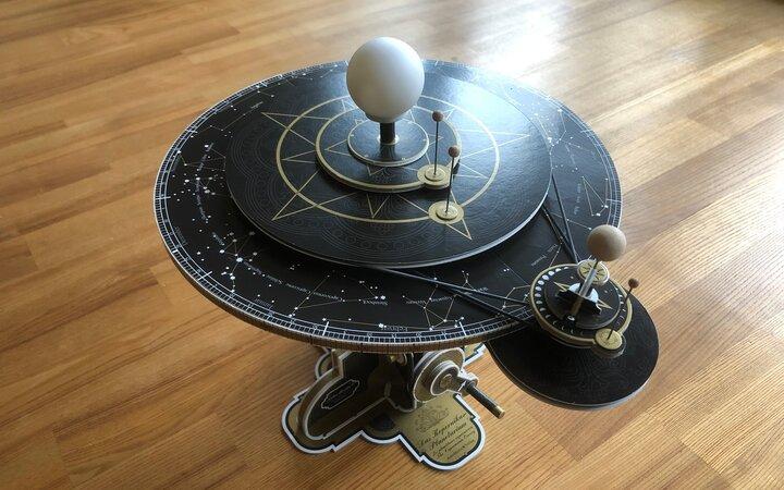 Kopernikus-Planetarium von Astromedia
