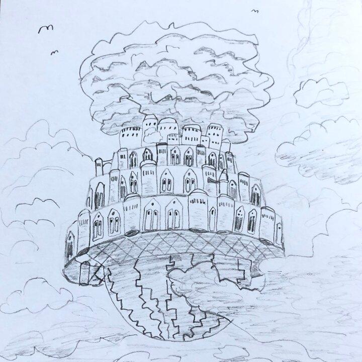 Schloss im Himmel